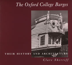Oxford College Barges